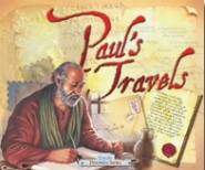 Paul's Travels Grace and Truth Books