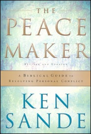 The Peacemaker Grace and Truth Books