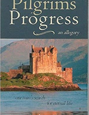 The Pilgrim's Progress an Allegory book cover