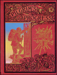 The Pilgrim's Progress Foster Edition book cover