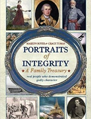 Portraits of Integrity book cover