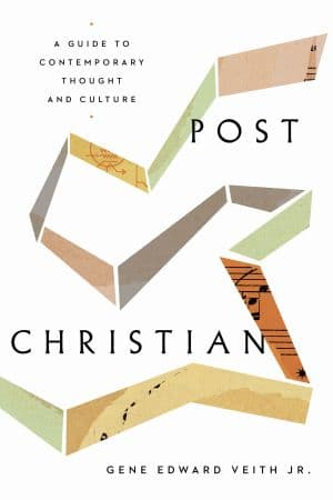 Post-Christian book cover