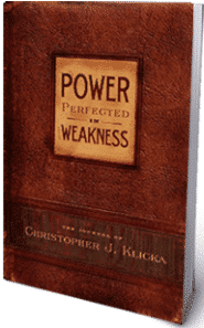 Power Perfected in Weakness Grace and Truth Books