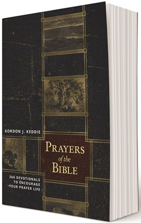 Prayers of the Bible book cover