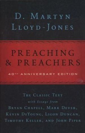 Preaching and Preachers book cover