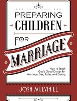 Preparing Children for Marriage book cover