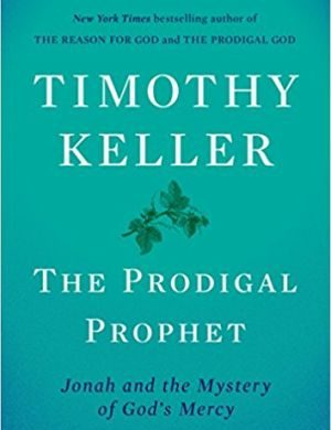The Prodigal Prophet book cover