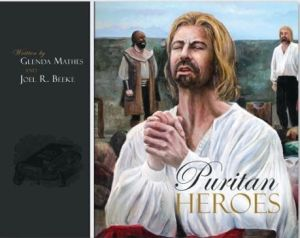 Puritan Heroes book cover