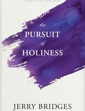 The Pursuit of Holiness book cover