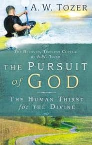 The Pursuit of God Grace and Truth Books