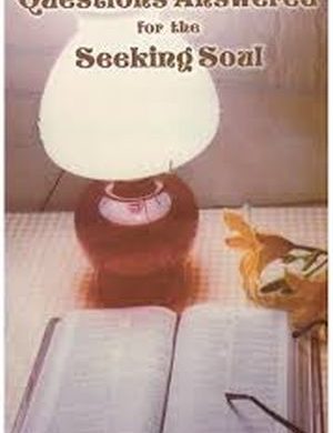 Questions Answered for the Seeking Soul book cover