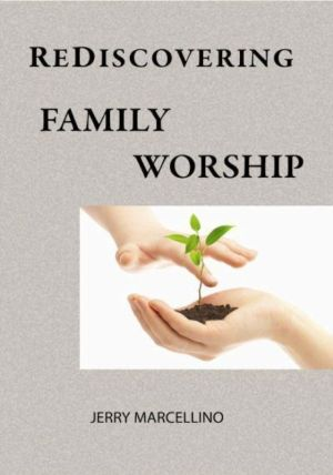 Rediscovering Family Worship book cover