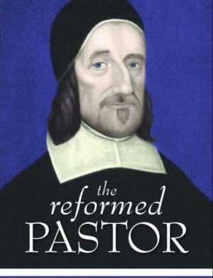 The Reformed Pastor book cover