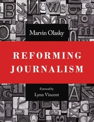 Reforming Journalism book cover