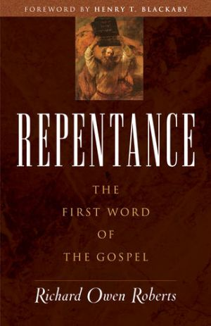 Repentance book cover