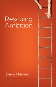 Rescuing Ambition Grace and Truth Books