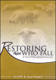 Restoring Those Who Fall Grace and Truth Books