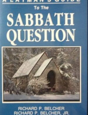 Laymans Guide to the Sabbath Question book cover