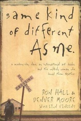 Same Kind of Different as Me book cover