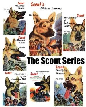 Scout Series book covers