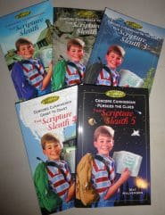 Concord Cunningham The Scripture Sleuth 5 Volume Set Grace and Truth Books