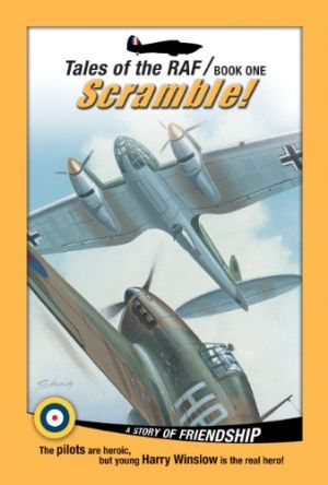 Scramble book cover