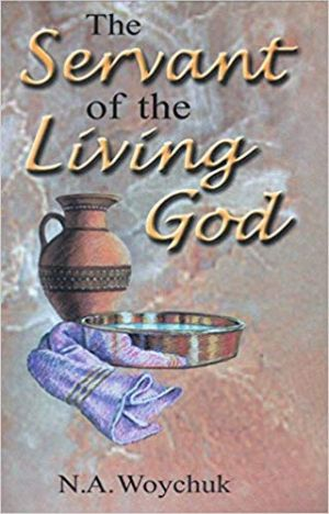Servant of the Living God book cover