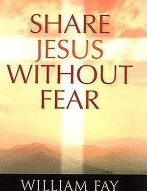 Share Jesus Without Fear book cover