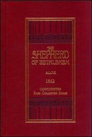 The Shepherd of Bethlehem Grace and Truth Books
