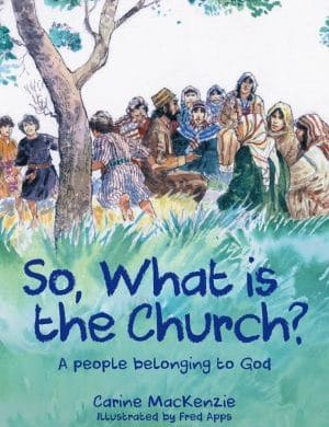 So, What is the Church? book cover