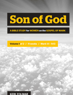 Son of God 1 book cover