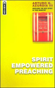 Spirit Empowered Preaching Grace and Truth Books
