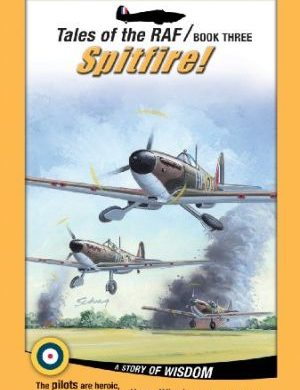 Spitfire book cover