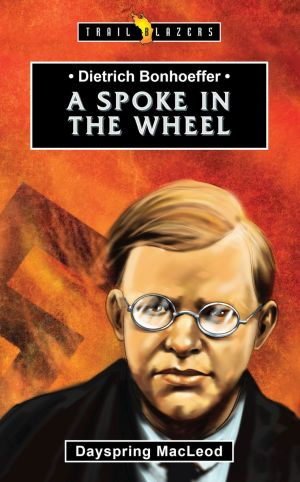 Dietrich Bonhoeffer book cover