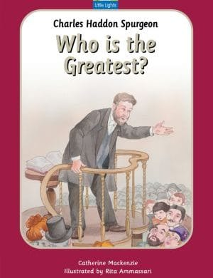 Charles Spurgeon Little Lights book cover