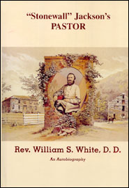 Stonewall Jackson's Pastor book cover