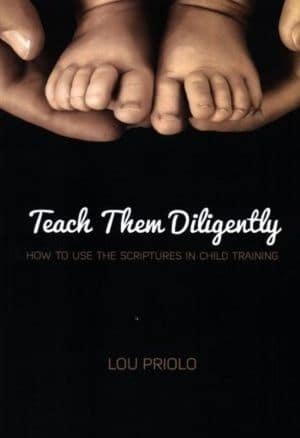 Teach Them Diligently book cover image