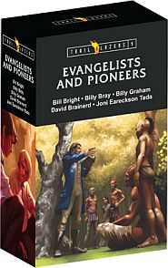 Trailblazers Evangelists & Pioneers Set Grace and Truth Books