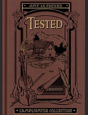 Tested book cover