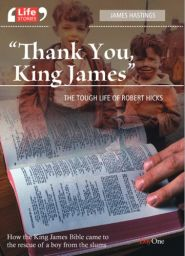 Thank You, King James! Grace and Truth Books