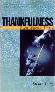 Thankfulness Grace and Truth Books