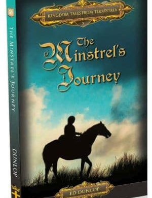 The Minstrel's Journey book cover