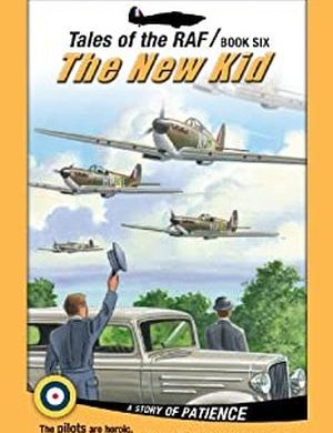 The New Kid book cover