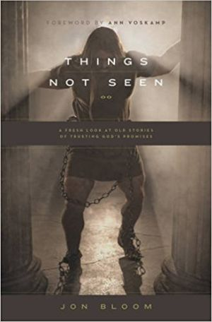 Things Not Seen book cover