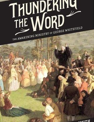Thundering the Word book cover