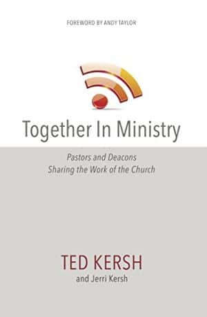 Together in Ministry book cover
