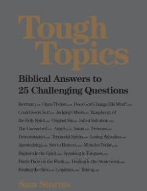 Tough Topics book cover
