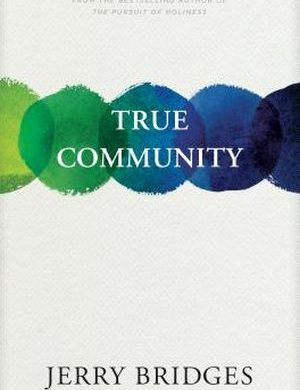 True Community book cover