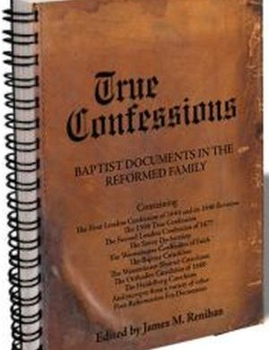 True Confessions book cover