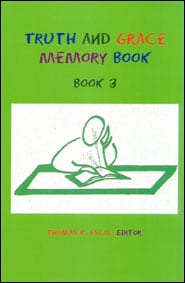Truth and Grace Memory Book Grace and Truth Books